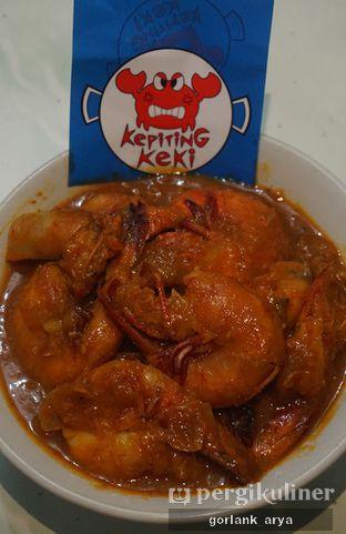 Foto 2 - Makanan di Kepiting Keki oleh Kang Jamal