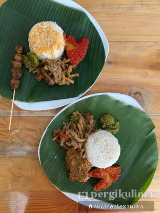 Foto review Rumah Makan Padang Vegetarian VG 70 oleh Francine Alexandra 1