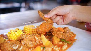 Foto 1 - Makanan(ayam sawce crispy) di Ayam Sawce oleh @kulineran_aja