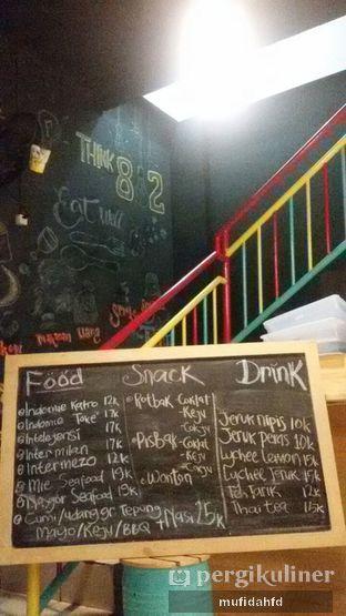 Foto review Lapan Duobelas Cafe oleh mufidahfd 5