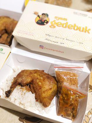 Foto - Makanan di Ayam Gedebuk oleh Ghea Artha