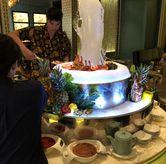 Foto di The Cafe - Hotel Mulia