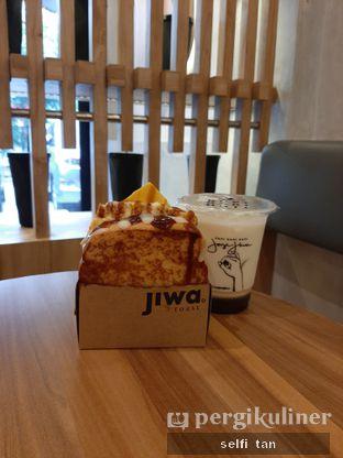 Foto 1 - Makanan di Jiwa Toast oleh Selfi Tan