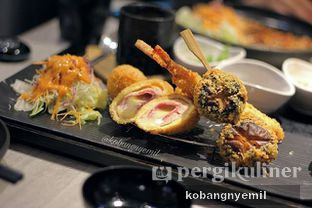 Foto 1 - Makanan di Akatama oleh kobangnyemil .