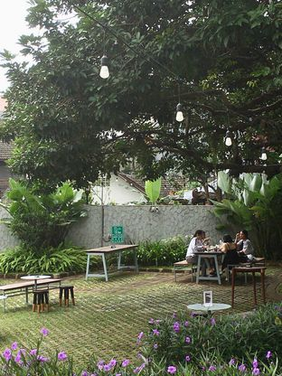 Foto 12 - Eksterior di Bruno Cafe In The Park oleh Prido ZH