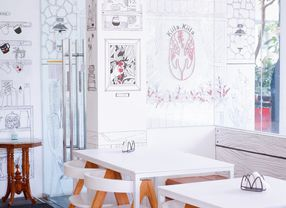 16 Cafe Bernuansa Putih di Jakarta Paling Cozy dan Instagramable