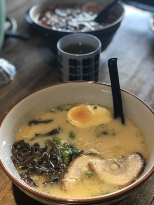 Foto 4 - Makanan di Ramen Hachimaki oleh vionna novani