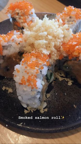Foto 2 - Makanan(Crispy Mentai Roll) di Sushi Tei oleh Makan Yuk