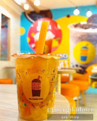 Foto - Makanan(Lychee Iced Tea) di Hop Hop oleh Genina @geeatdiary