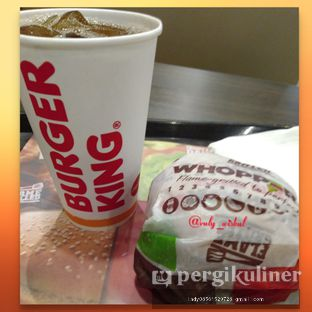 Foto 1 - Makanan di Burger King oleh Ruly Wiskul