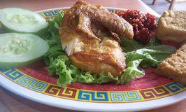 Ayam Penyet Woke