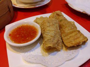 Foto 4 - Makanan(Lumpia udang kulit tahu) di Din Tai Fung oleh Desi Ari