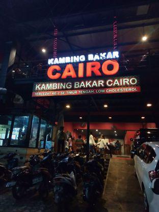 Foto 8 - Eksterior di Kambing Bakar Cairo oleh duocicip