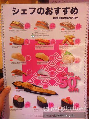 Foto review Itacho Sushi oleh Han Fauziyah 9