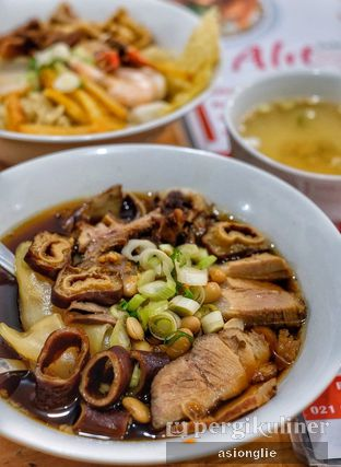 Foto 4 - Makanan di Bakmi Alit oleh Asiong Lie @makanajadah