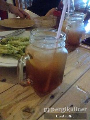 Foto 7 - Makanan(Ice lemon tea) di Noi Pizza oleh UrsAndNic