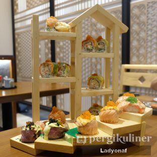 Foto 13 - Makanan di Sushi Matsu - Hotel Cemara oleh Ladyonaf @placetogoandeat