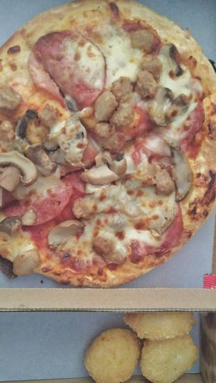 Foto review Pizza Hut Delivery (PHD) oleh Review Dika & Opik (@go2dika) 6