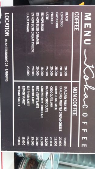 Foto review Koka Coffee oleh Dianty Dwi 2