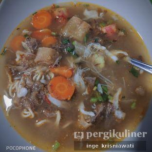 Foto 1 - Makanan di Soto Mie Sawah Lio oleh Inge Inge
