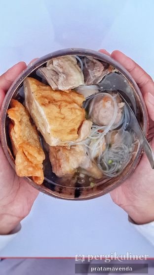 Foto 5 - Makanan di Bakso Iga Batok oleh Venda Intan