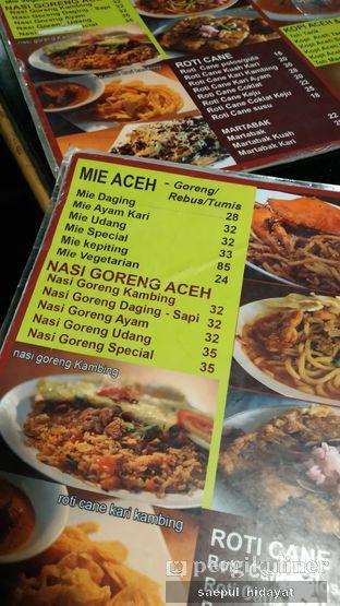 Foto 2 - Menu di Mie Aceh Seulawah oleh Saepul Hidayat