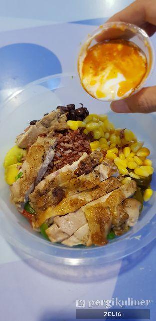 Foto review SaladStop! oleh @teddyzelig  1