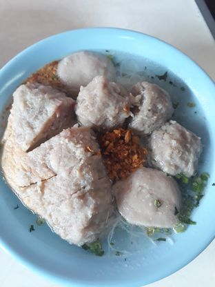Foto review Bakso Akiong 89 oleh ni  Devin. 3