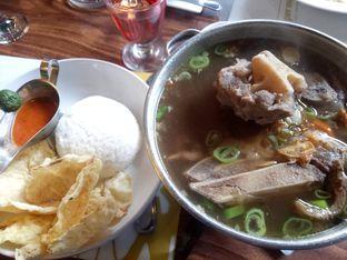 Foto 2 - Makanan(Sop buntut) di Braga Permai oleh Eva R.M