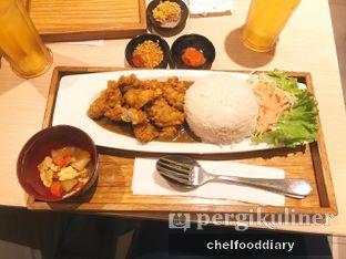 Foto 1 - Makanan(Chicken Karaage Curry Rice) di Menya Musashi Bukotsu oleh Rachel Intan Tobing