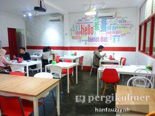 Foto review An.Nyeong oleh Han Fauziyah 10