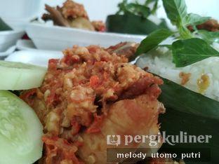 Foto 3 - Makanan(ayam gepuk) di Ayam Gepuk Perwira oleh Melody Utomo Putri