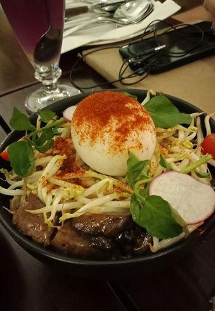 Foto 8 - Makanan(Teppan Beef Rice (IDR 89k) ) di Onni House oleh Renodaneswara @caesarinodswr