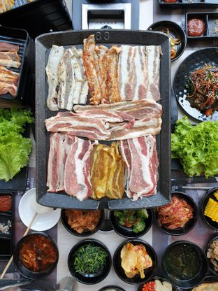 Foto 2 - Makanan di Flaming Mr Pig oleh Ken @bigtummy_culinary
