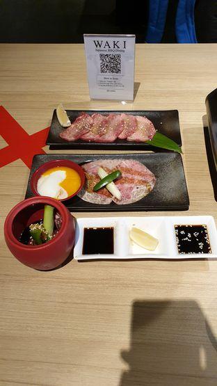 Foto 4 - Makanan(daging) di WAKI Japanese BBQ Dining oleh Oemar ichsan