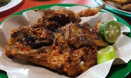 Ayam Bakar Taliwang Khas Pulau Lombok