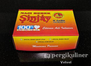 Foto review Bebek Sinjay H. Endin oleh Velvel  2