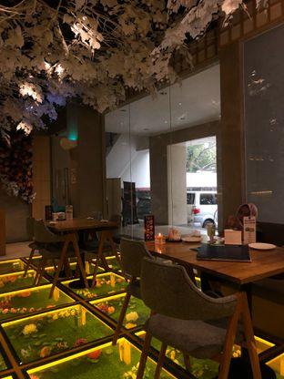 Foto 7 - Interior di Okinawa Sushi oleh Mitha Komala