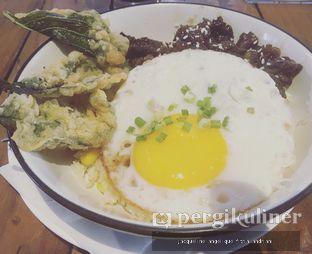 Foto 1 - Makanan(beef bulgogi rice) di Libreria Eatery oleh @mamiclairedoyanmakan