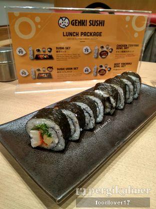 Foto 2 - Makanan di Genki Sushi oleh Sillyoldbear.id