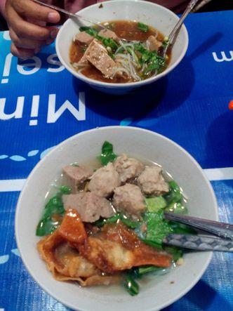 Foto Makanan di Bakso Bonek