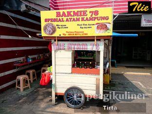 Foto 2 - Eksterior di Bakmie 78 Spesial Ayam Kampung oleh Tirta Lie