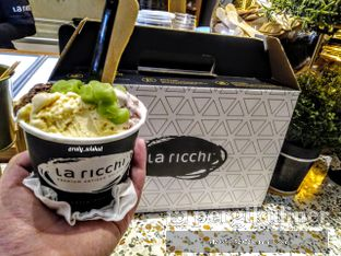 Foto 1 - Makanan di La Ricchi Ice Cream oleh Ruly Wiskul