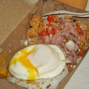 Foto 1 - Makanan(Ayam Geprek Sambal Matah) di Ayam Bang Dava oleh Fadhlur Rohman