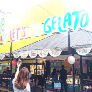Foto review Let's Go Gelato oleh @Itsjusterr  3