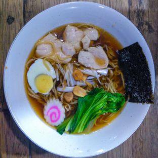 Foto 2 - Makanan(Ramen Shoyu Ayam) di Japan Ramen Nihon Maru oleh Hana Farida F.