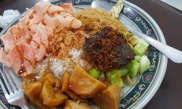 Nasi Uduk & Ketupat Sayur Encim Sukaria