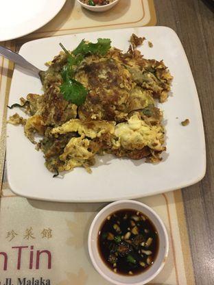 Foto 2 - Makanan(tiram goreng telur) di Chuan Tin oleh lt foodlovers28