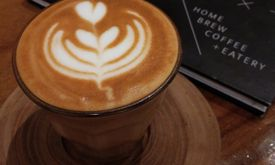 Home Brew Coffee & Eatery