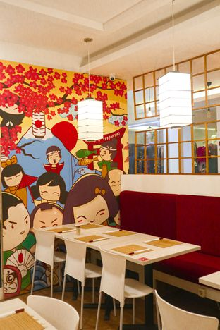 Foto 9 - Interior di Kokeshi Teppanyaki oleh thehandsofcuisine
